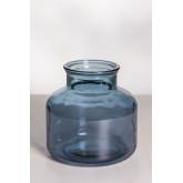 Vase en verre recyclé Esko, image miniature 1