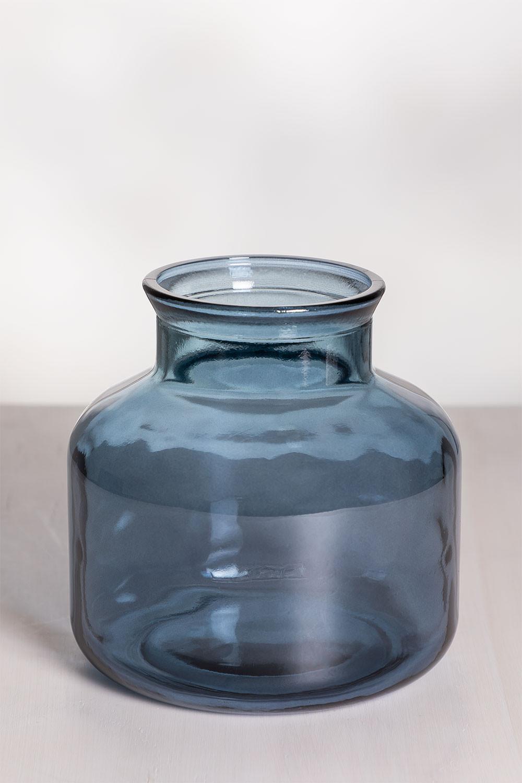 Vase en verre recyclé Esko, image de la galerie 1