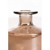 Vase en verre recyclé Pussa 12 cm, image miniature 3