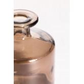 Vase en verre recyclé Pussa 12 cm, image miniature 4
