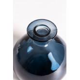 Vase en verre recyclé Endon, image miniature 3
