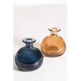 Vase en verre recyclé Endon, image miniature 4