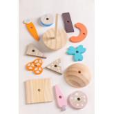 Burger en bois pour enfants, image miniature 5