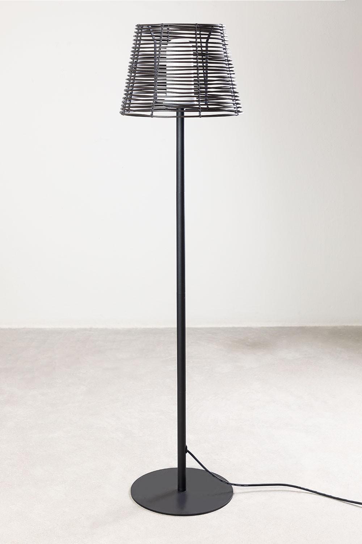Lampadaire d'extérieur Bissel, image de la galerie 1