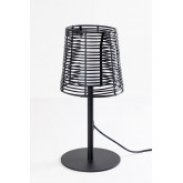 Lampe de table d'extérieur Bissel, image miniature 1