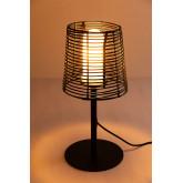Lampe de table d'extérieur Bissel, image miniature 2