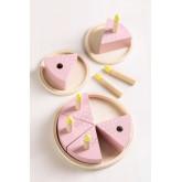 Gâteau en bois pour enfants Karrot, image miniature 2