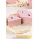 Gâteau en bois pour enfants Karrot, image miniature 4
