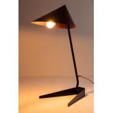 Lampe de Table en Acier Lëx, image miniature 4