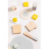 Grille-pain en bois pour enfants Buter, image miniature 3