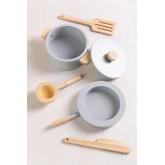 Ustensiles de cuisine en bois Jatta Kids, image miniature 1