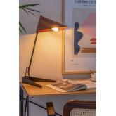 Lampe de Table en Acier Lëx, image miniature 2