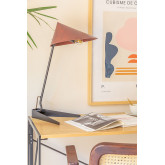 Lampe de Table en Acier Lëx, image miniature 1
