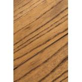 Table à manger rectangulaire en bois (150x85 cm) Alya , image miniature 6