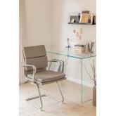 Chaise de Bureau avec Accoudoirs Mina, image miniature 1