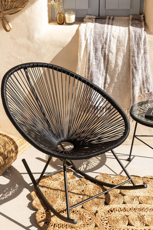Chaise à Bascule Acapulco, image de la galerie 1