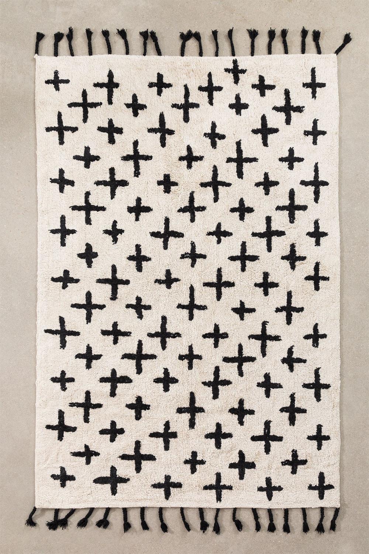 Tapis en coton (209x122 cm) Zuul, image de la galerie 1