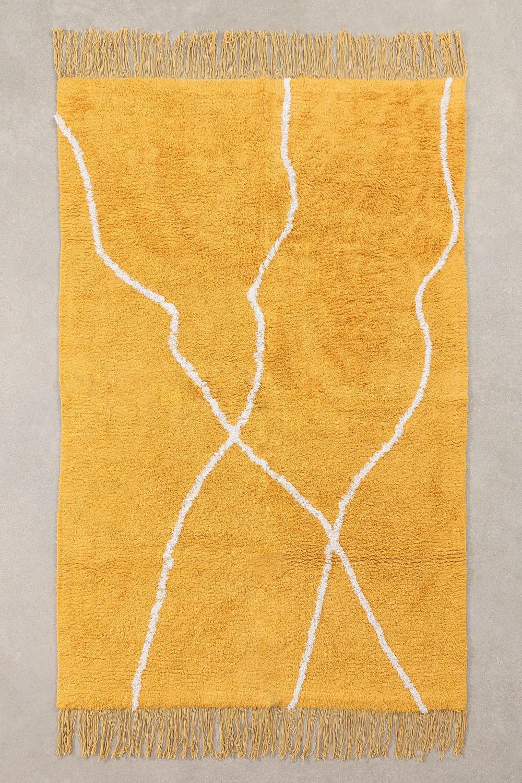 Tapis en coton (185x120 cm) Kaipa, image de la galerie 1