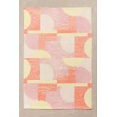 Tapis en coton (187x124 cm) Karsen, image miniature 2