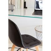 Chaise de salle à manger Capitoné Nordic Sk, image miniature 3