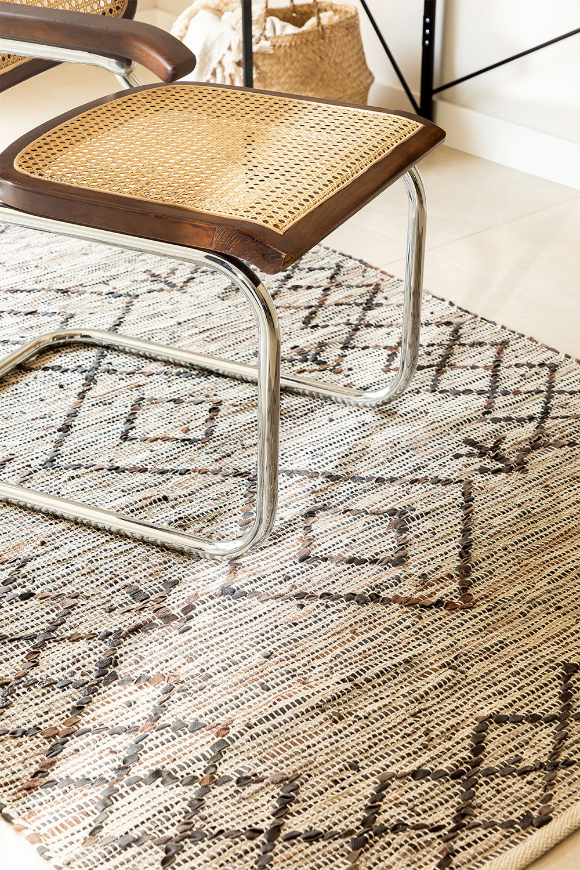 Tapis en coton (120x185 cm) Frika, image de la galerie 1