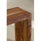 Console en bois recyclé Ribe, image miniature 5