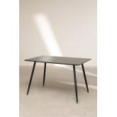 Table Lahs MDF 120 cm, image miniature 2