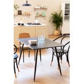 Table Lahs MDF 120 cm, image miniature 1