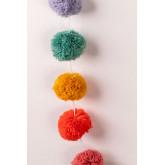 Guirlande décorative pour enfants Ponpo, image miniature 3