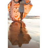 Paréo de plage en coton Mistyk, image miniature 1