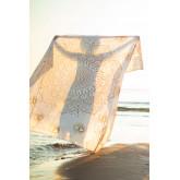 Paréo de plage en coton mandala, image miniature 1