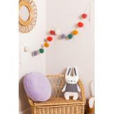Guirlande décorative pour enfants Ponpo, image miniature 1