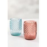 Gobelet en verre recyclé Anett, image miniature 4