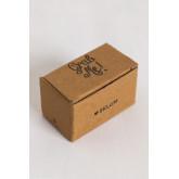 Ensemble de 2 poignées en céramique à pompon, image miniature 4