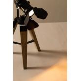 Lampe de table trépied Cinne, image miniature 4