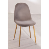 Chaise en Velours Glamm, image miniature 2