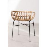 Chaise en rotin Cadza, image miniature 4
