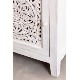 Table de chevet en bois Nolei, image miniature 5
