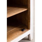 Table de chevet en bois Nolei, image miniature 6