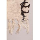 Couverture en coton à carreaux Viana, image miniature 3