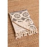 Couverture en coton à carreaux Viana, image miniature 5