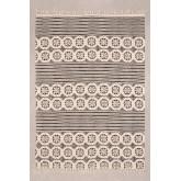 Couverture en coton à carreaux Viana, image miniature 2