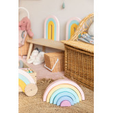 Arc-en-ciel en bois Bowy Kids, image miniature 1