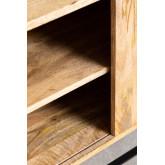Meuble TV en bois de manguier Ghertu, image miniature 5