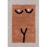 Tapis de bain en coton (40x70 cm) Luet, image miniature 1