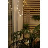 Guirlande LED Orixa avec Chargeur Solaire (2 m), image miniature 2