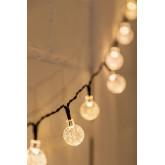 Guirlande LED Orixa avec Chargeur Solaire (2 m), image miniature 1