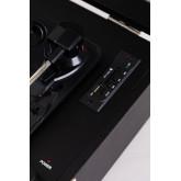 LECTEUR DE DISQUES COMPACT - Tourne-disque rétro avec Bluetooth, USB, SD, MicroSD et lecteur/enregistreur Mp3 - Create, image miniature 6