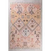 Tapis Jute et Tissu (274x172 cm) Nuada, image miniature 1