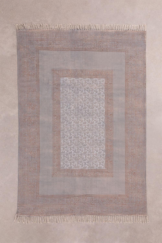 Tapis en coton (195x122 cm) Yerf, image de la galerie 1
